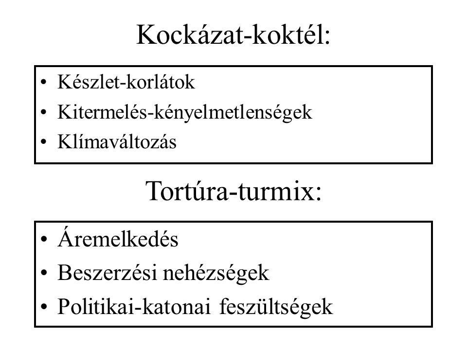 TUDTA-E, hogy •Európa védett növény- és állatfajtáinak közel fele Magyarországon él.