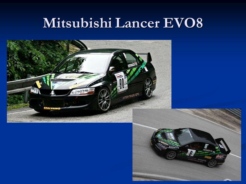 Mitsubishi Lancer EVO8