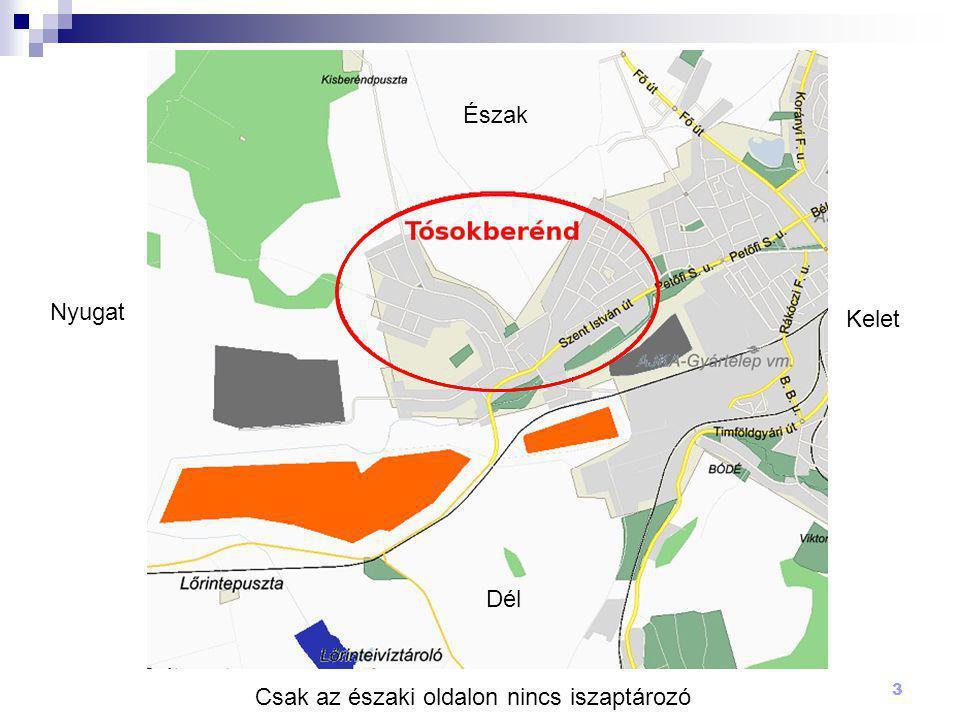 14 Volt(ak) Tósokberénden:  iparosok  kovácsműhelyek  takácsműhelyek  cipészek  asztalosok  szabóságok  molnárok (5 malom)  fodrász  kereskedők  hentesüzlet  zöldséges  vegyeskereskedés