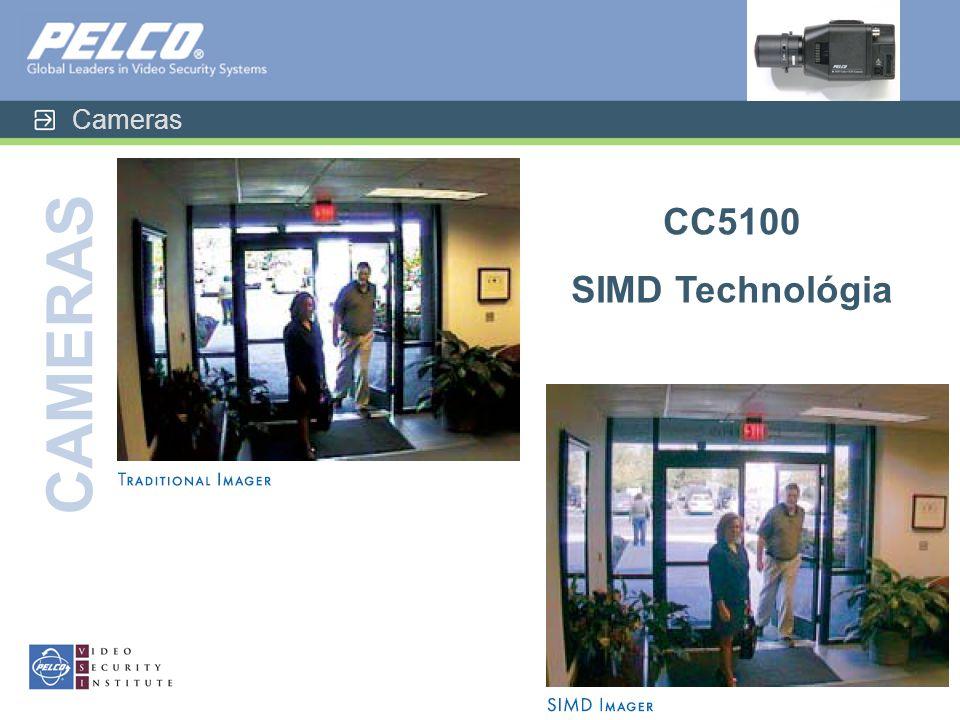 Cameras CAMERAS 6 CC5100 SIMD Technológia