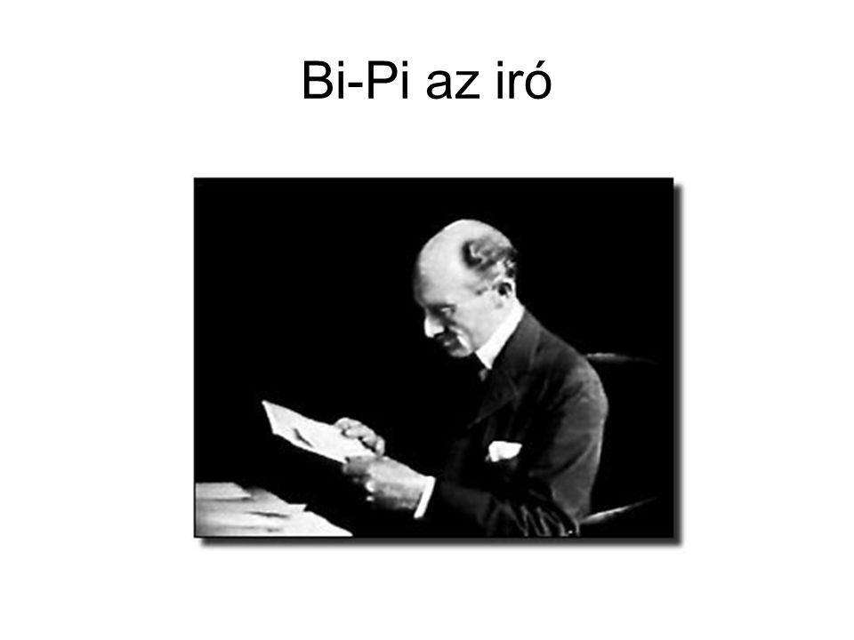 Bi-Pi az iró