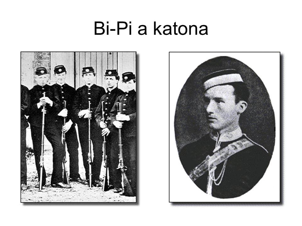 Bi-Pi a katona