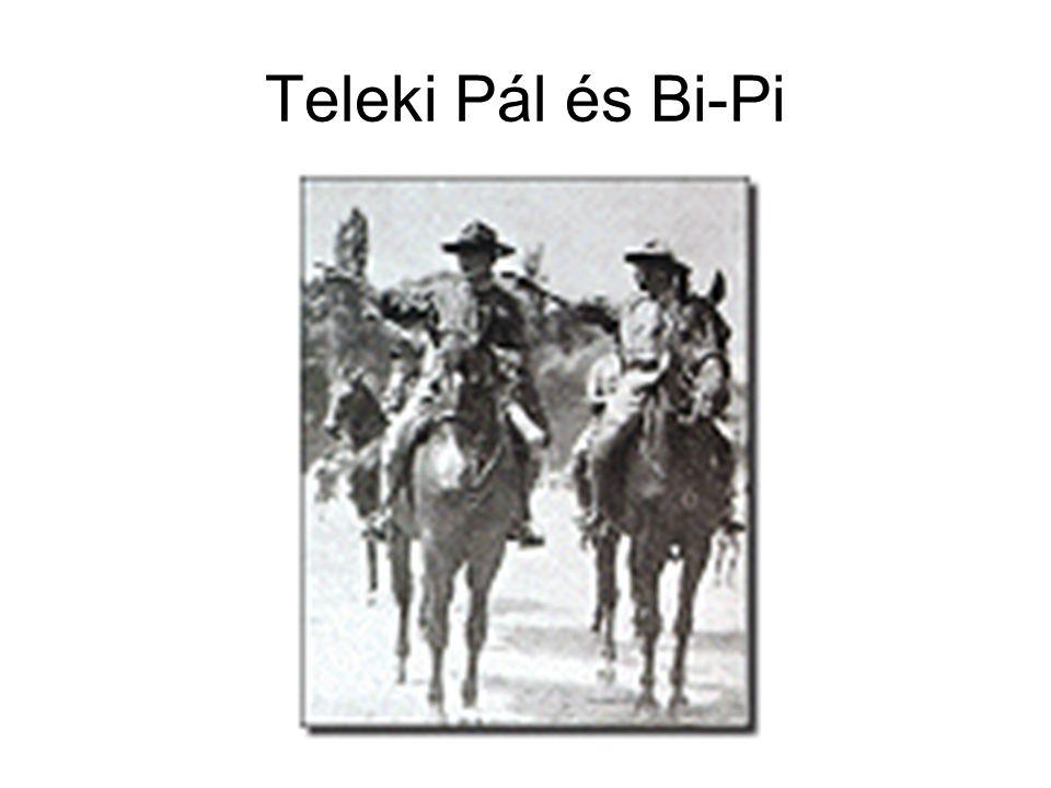 Teleki Pál és Bi-Pi