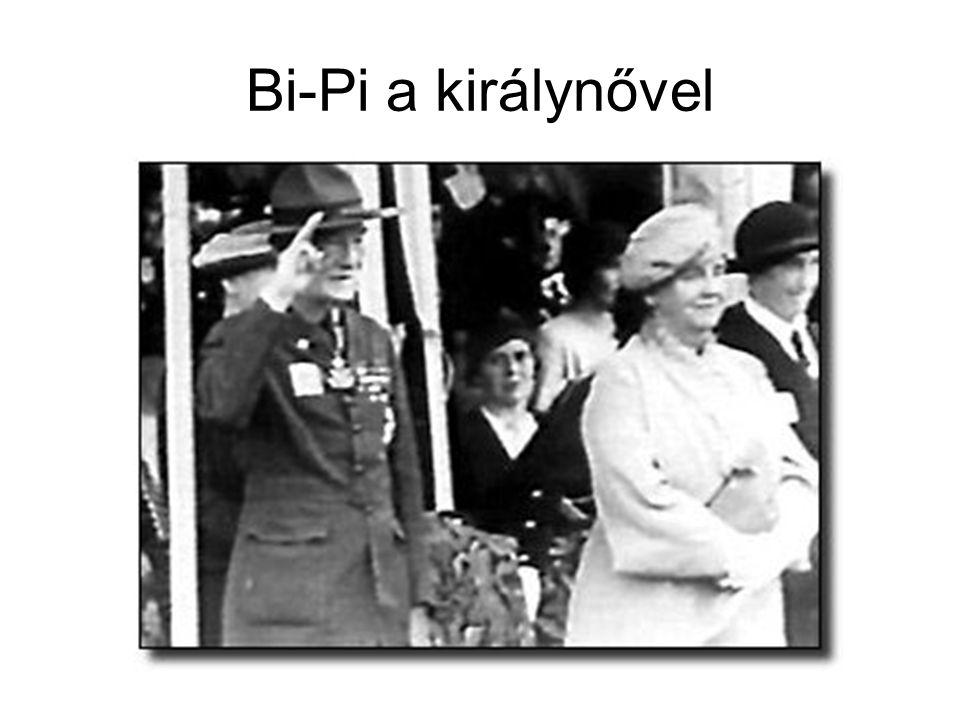 Bi-Pi a királynővel
