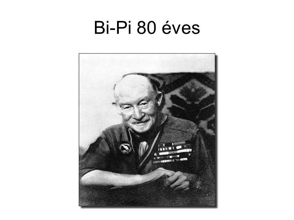 Bi-Pi 80 éves