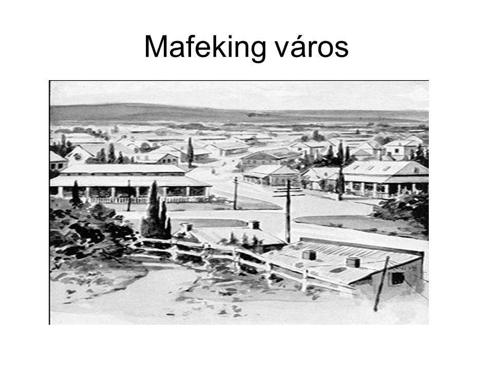 Mafeking város