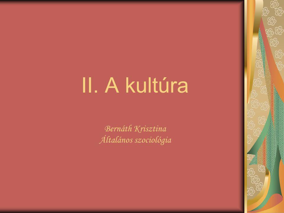 Viszonyulás a kulturális pluralizmushoz A saját kultúra az ember második természete, teljes mértékben azonosul vele Többnyire ezen az alapon történik a más kultúrákhoz való viszonyulás.