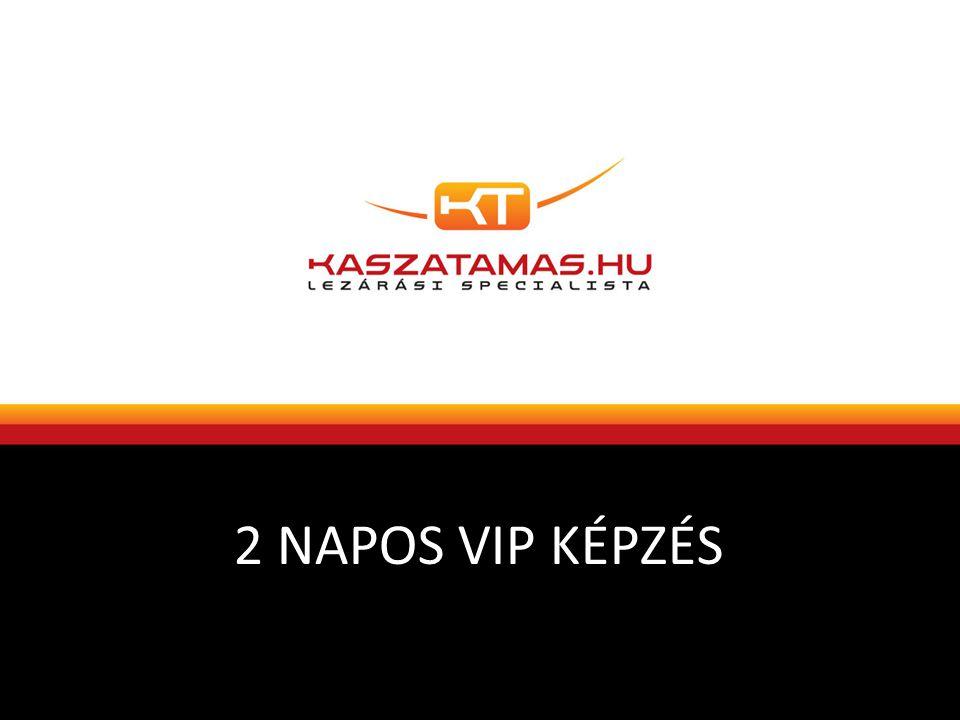2 NAPOS VIP KÉPZÉS