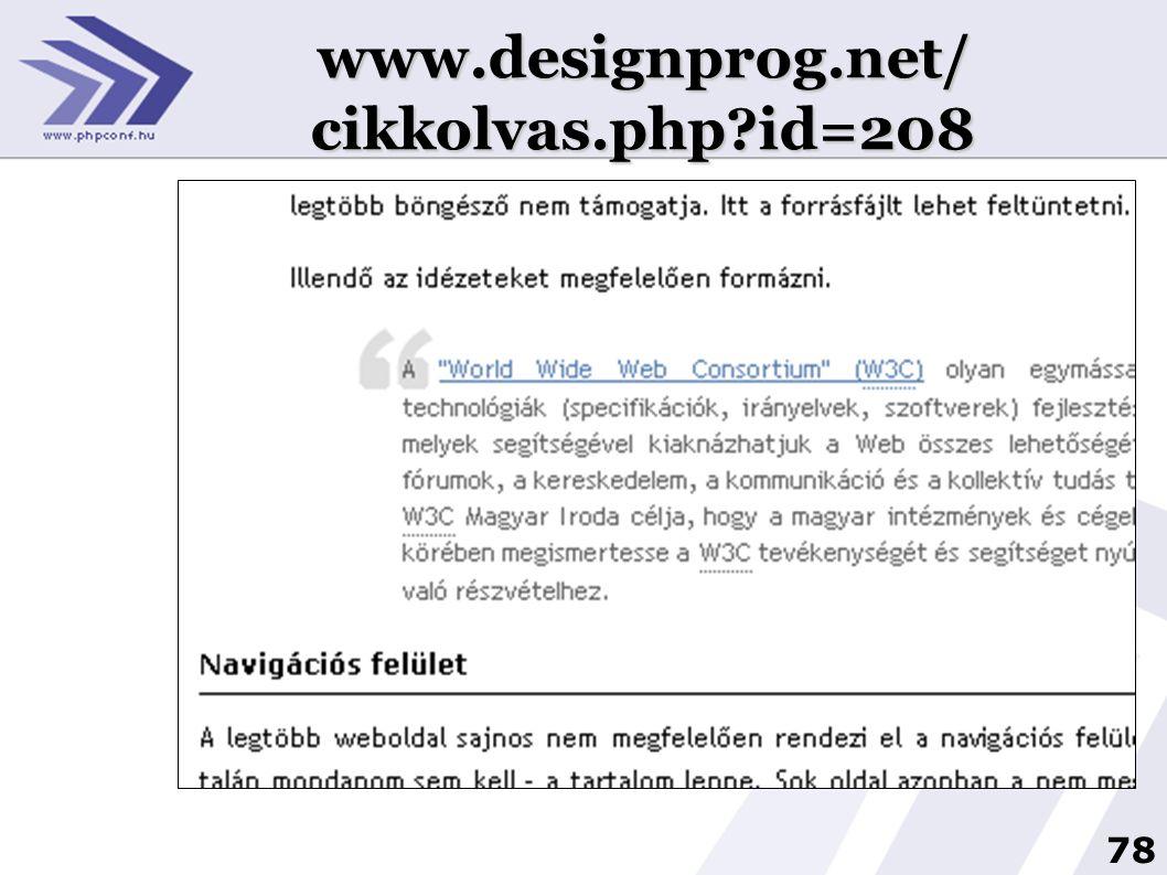 78 www.designprog.net/ cikkolvas.php?id=208