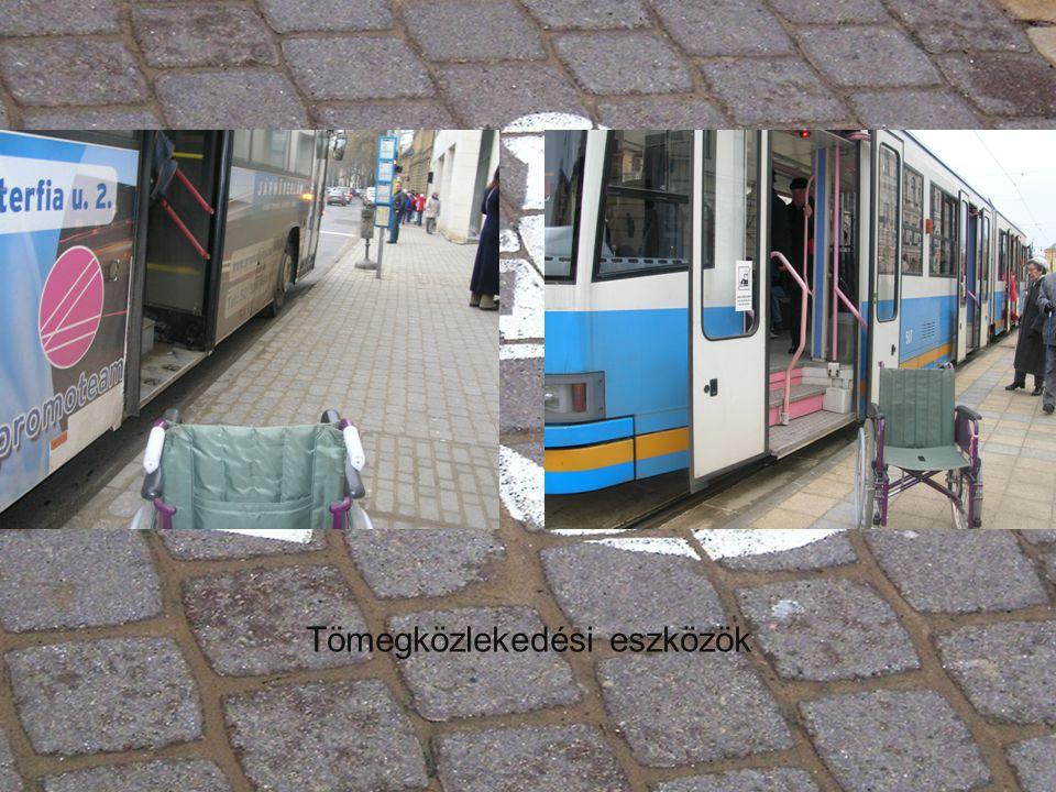 Tömegközlekedési eszközök