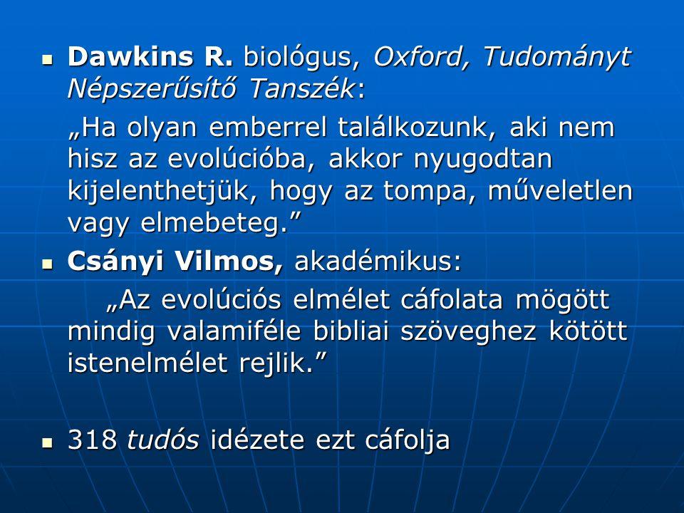 Dawkins R.