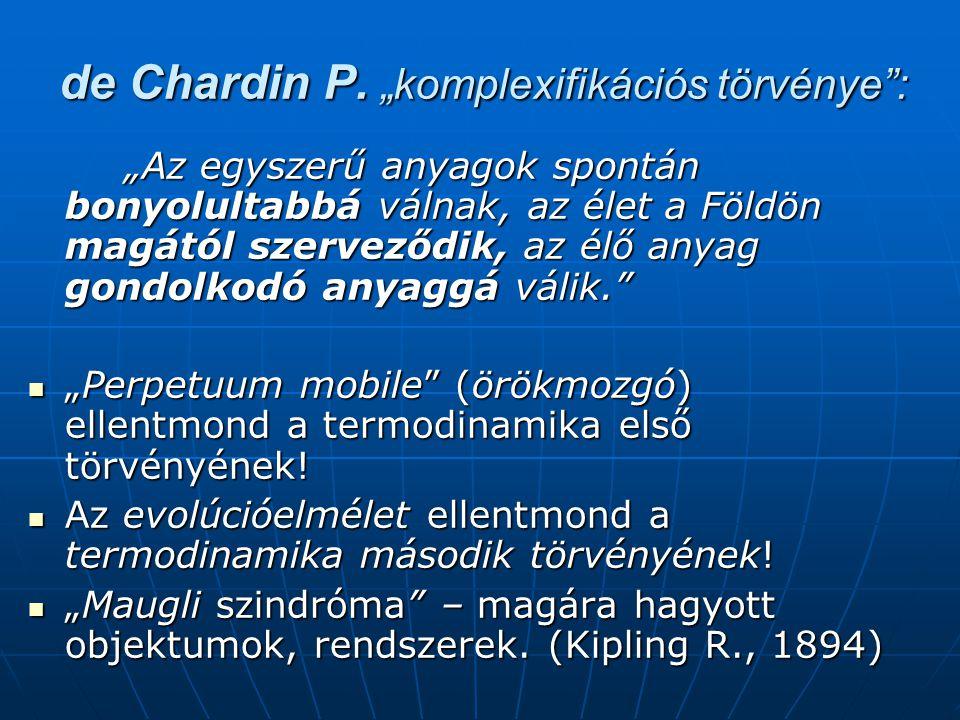de Chardin P.