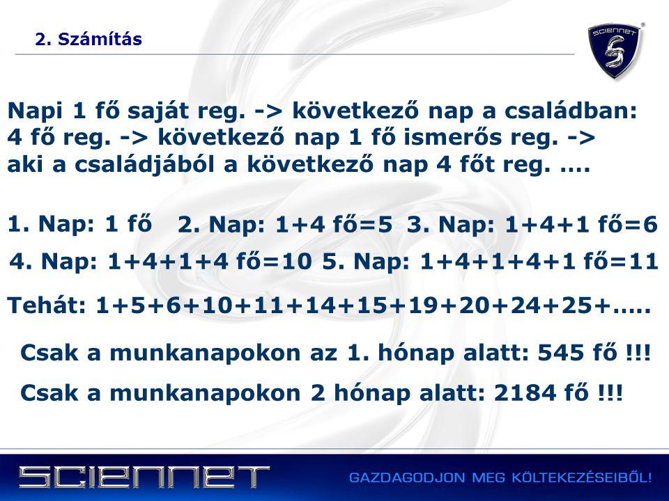Sok sikert kíván a ScienNet