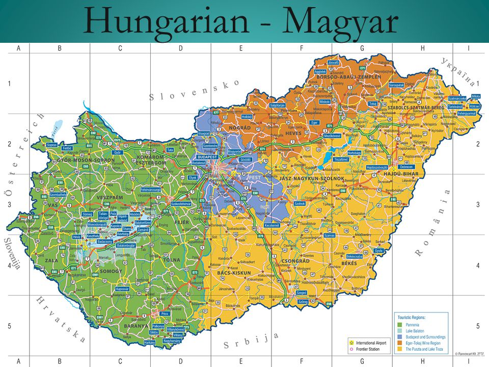 Magyar – Local Name for Hungarian Hungarian is unique in that it is unrelated from many of the native European languages.