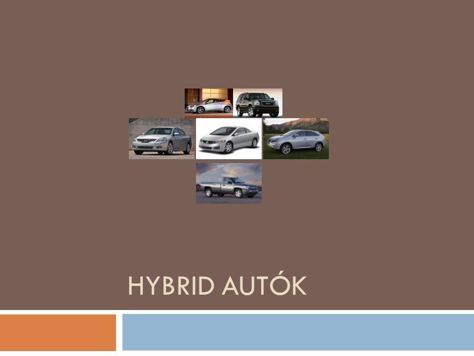 Mi köze a hybrideknek a környezetvédelemhez.