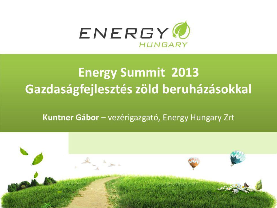Témafelvetés – a megújuló ára A megújuló energia használata, bár már sokan tudják, hogy ez a jövő útja, még elkötelezettséget igényel.