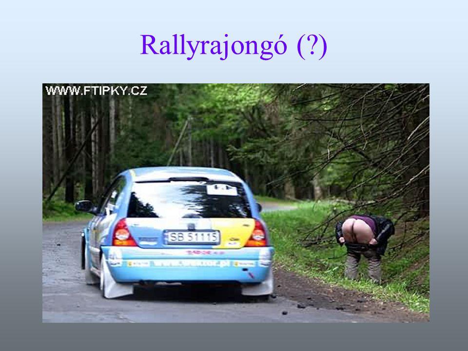 Rallyrajongó ( )
