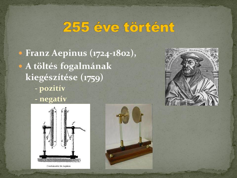 """ Joseph Priestley (1733-1804),  """"The History of Electricity című munkája 1769-ből"""