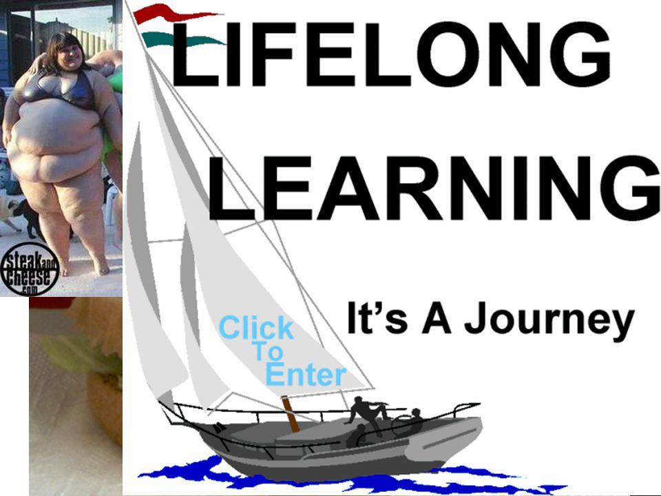 7. Kitekintés Mik a legnagyobb eredmények? Kaja van bőven Kényelmes élet Cserébe: Lifelong Learning Aki nem alkalmazkodik… Aki nem tanul…