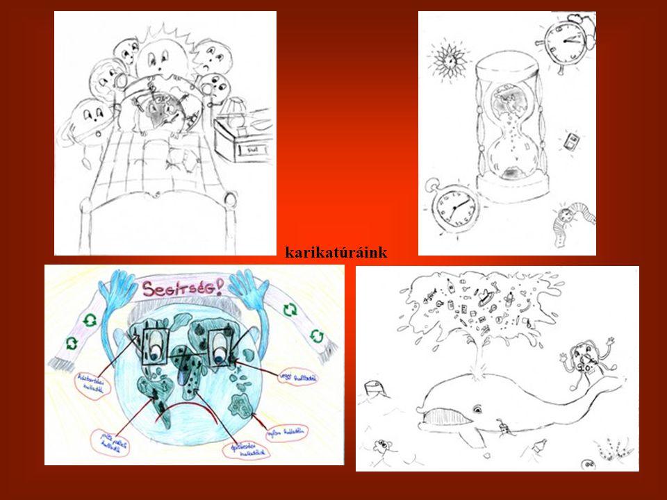 karikatúráink