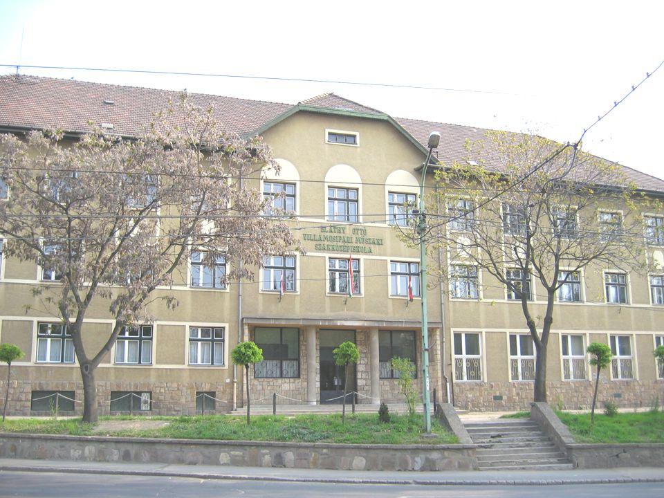 Bláthy Ottó Villamosipari Szakközépiskola 2