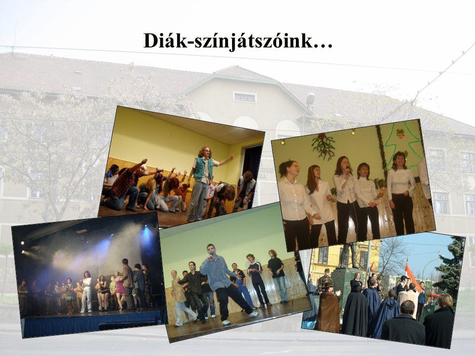 Diák-színjátszóink…