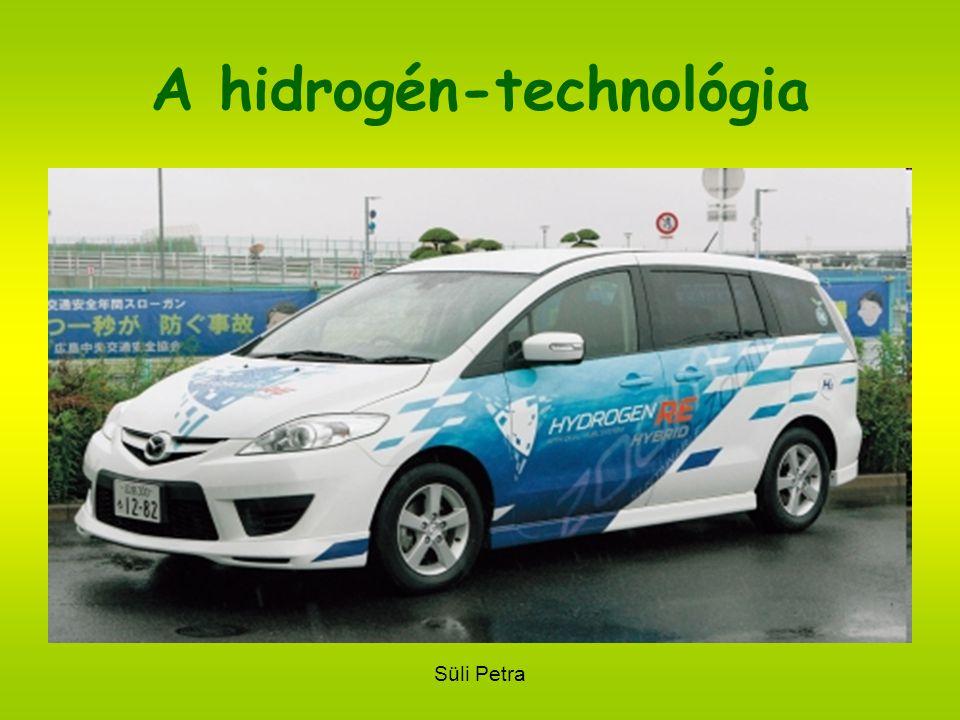 Süli Petra A hidrogén-technológia