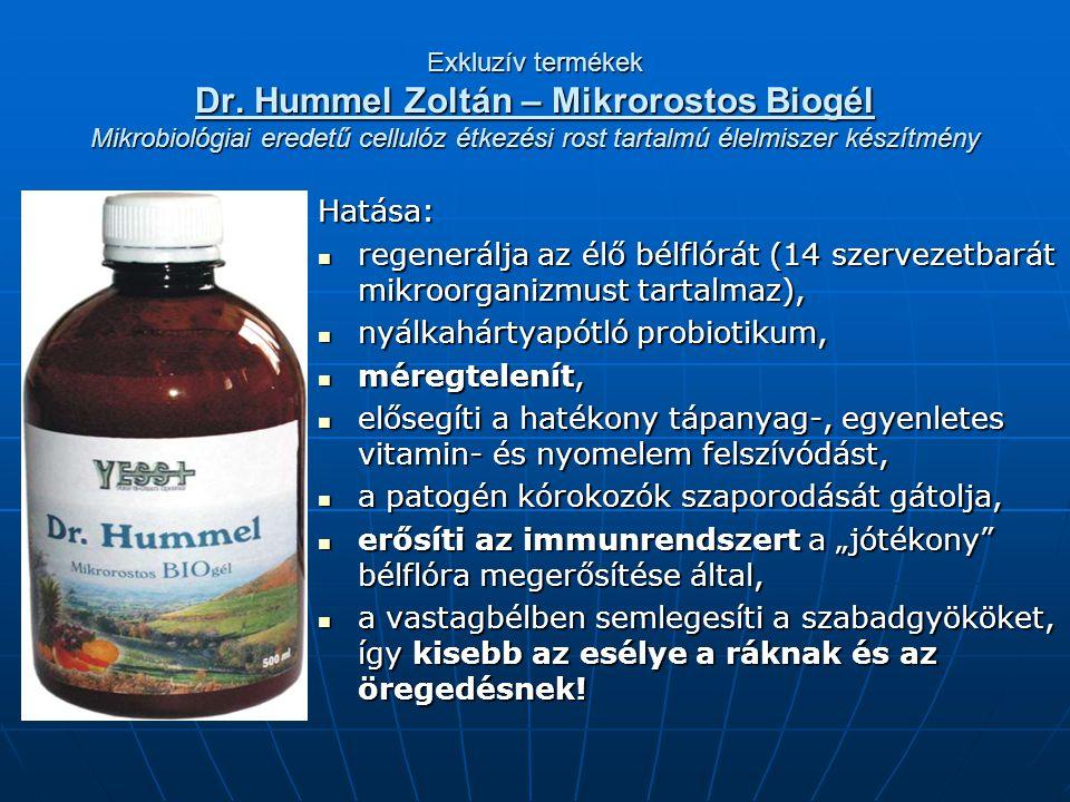 Exkluzív termékek Dr.