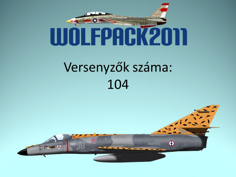 WolfPack-Nekünk tetszett különdíj Revok József