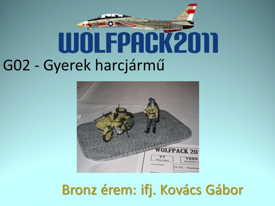 F05 – Helikopter Ezüst érem:-