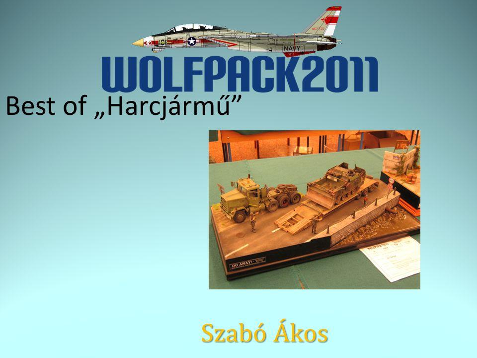 """Best of """"Harcjármű"""" Szabó Ákos"""