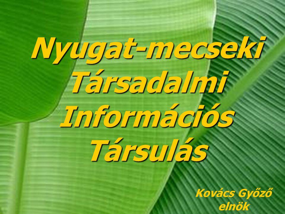 Tájoló-Nap (lakossági nyíltnap) Saját kommunikációs eszköztár kialakítása / 2.