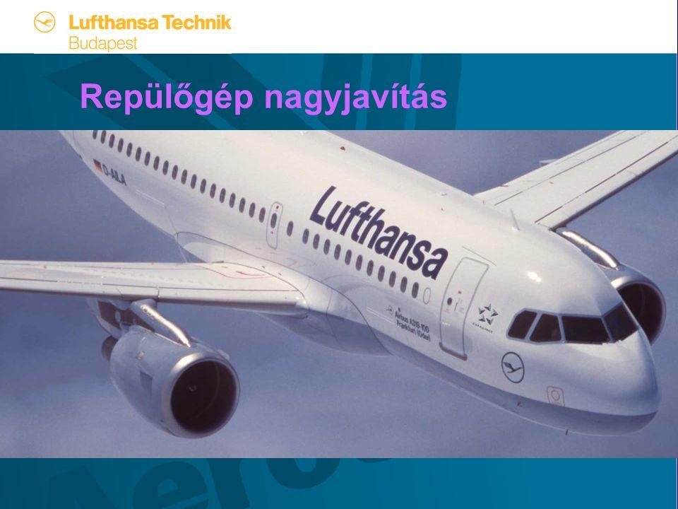 Repülőgép nagyjavítás
