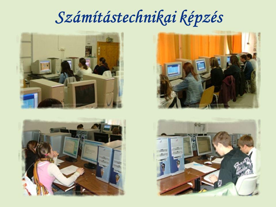 Számítástechnikai képzés