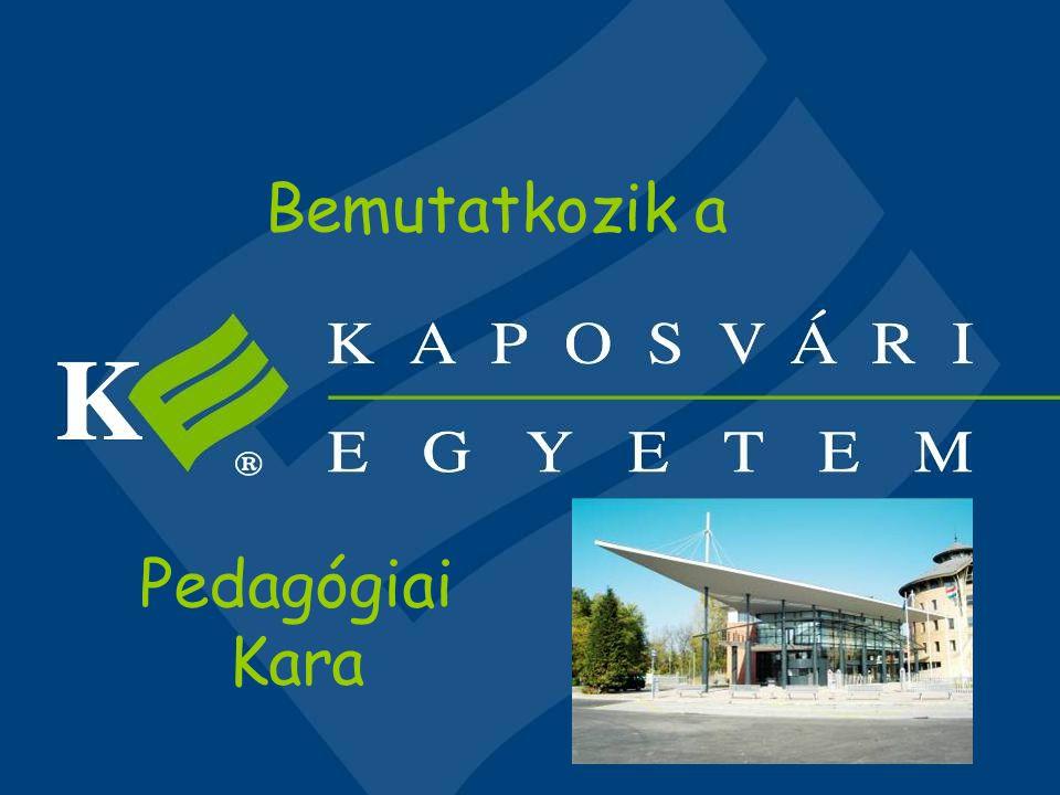Bemutatkozik a Pedagógiai Kara