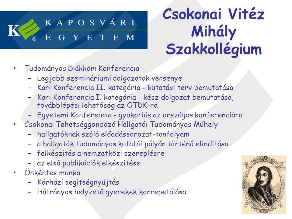 Gyógypedagógia szak Tehetséggondozás OTDK XXX.Szarvas 2011.