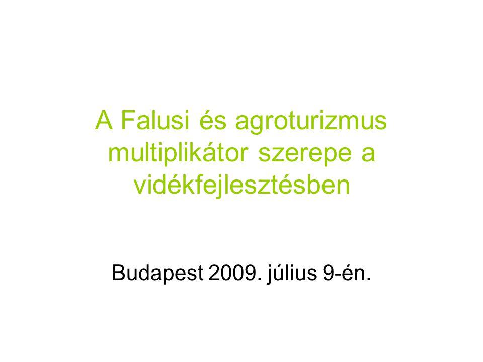 110/1997.(VI. 25.) Korm. r. a magánszálláshelyek idegenforgalmi hasznosításáról •Az 54/2003.