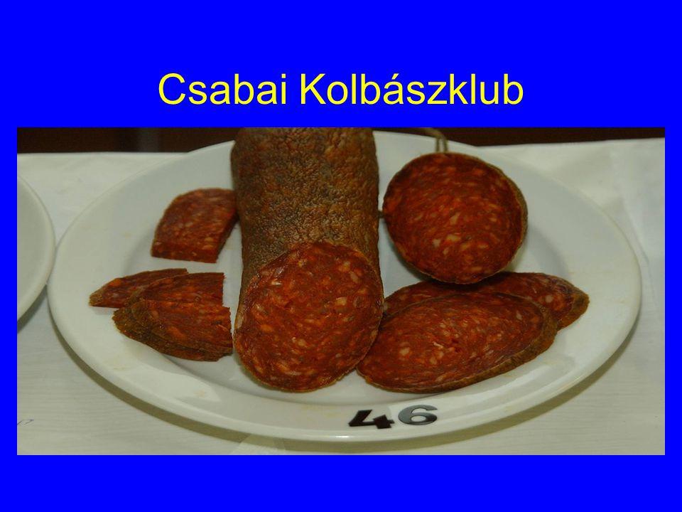 Csabai Kolbászklub