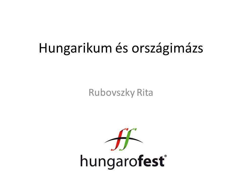 Hungarikum és országimázs Rubovszky Rita