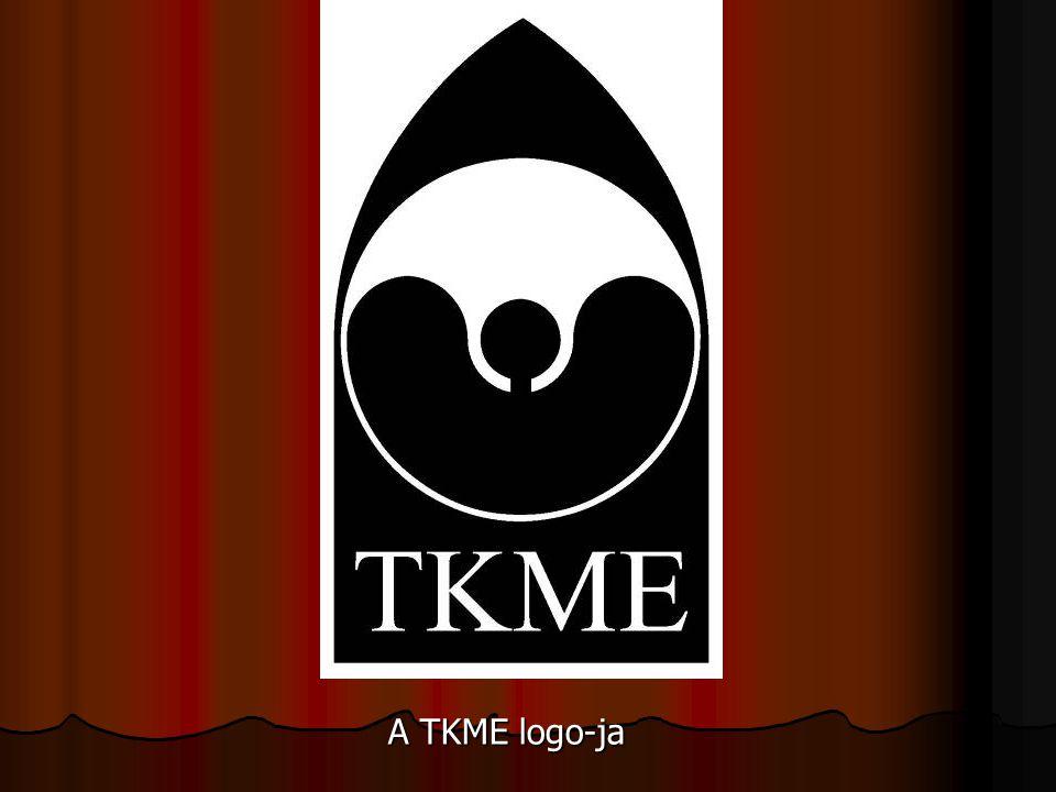 A TKME logo-ja