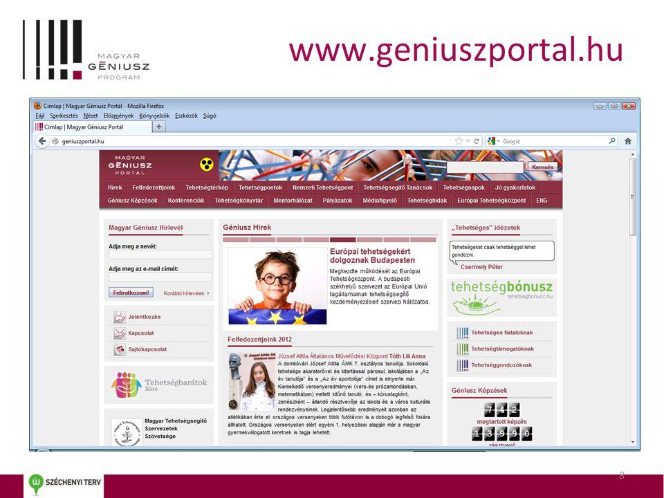 www.geniuszportal.hu 8