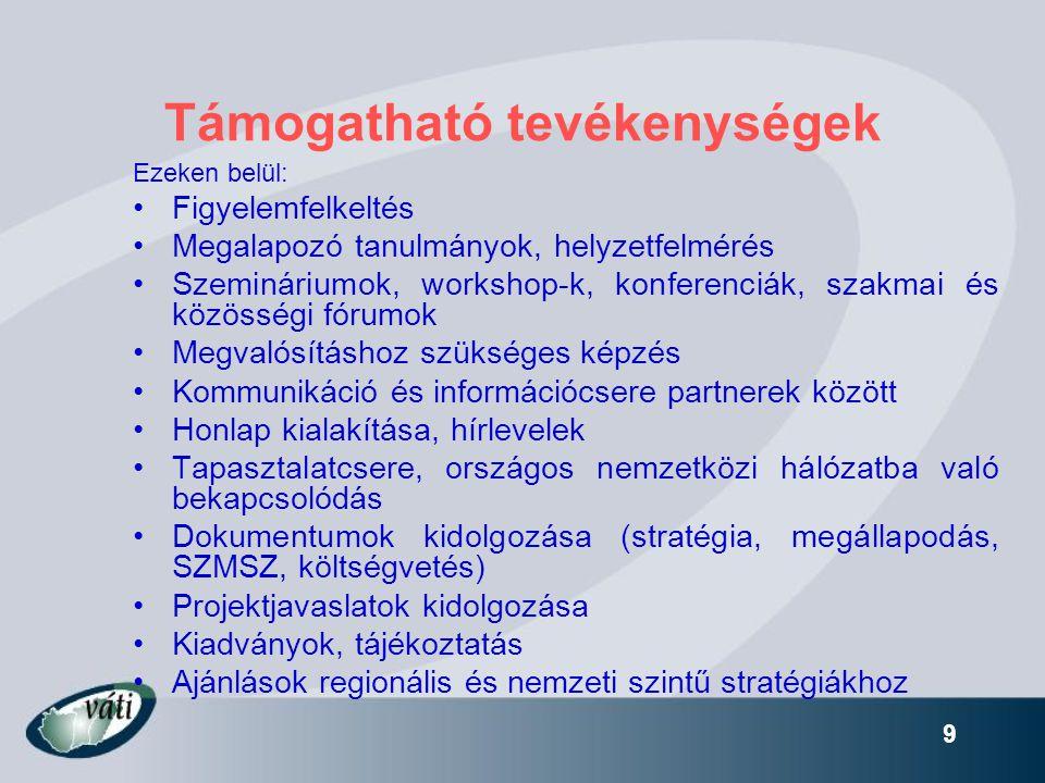 Köszönöm a figyelmet! Köszönöm a figyelmet! Bővebb információ: http://www.mtrfh.hu