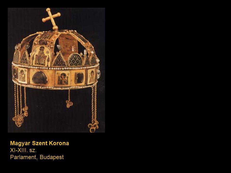 Magyar Szent Korona XI-XIII. sz. Parlament, Budapest
