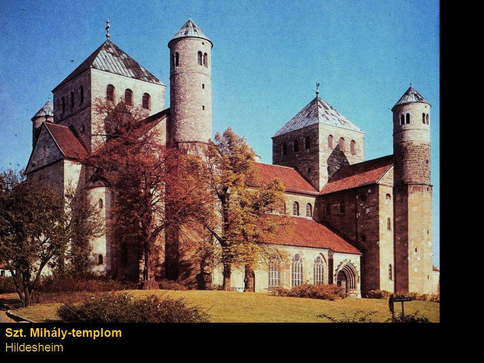 Szt. Mihály-templom Hildesheim