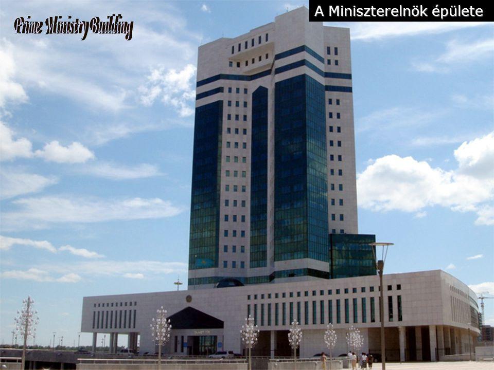 Nemzetközi reptér épülete