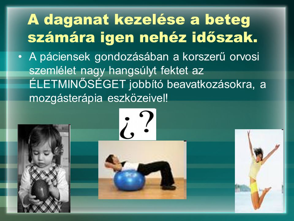 •A betegség kapcsán felmerülő AGGÁLYOK: •1.Az intenzívebb testmozgás gátolja az immunrendszert.