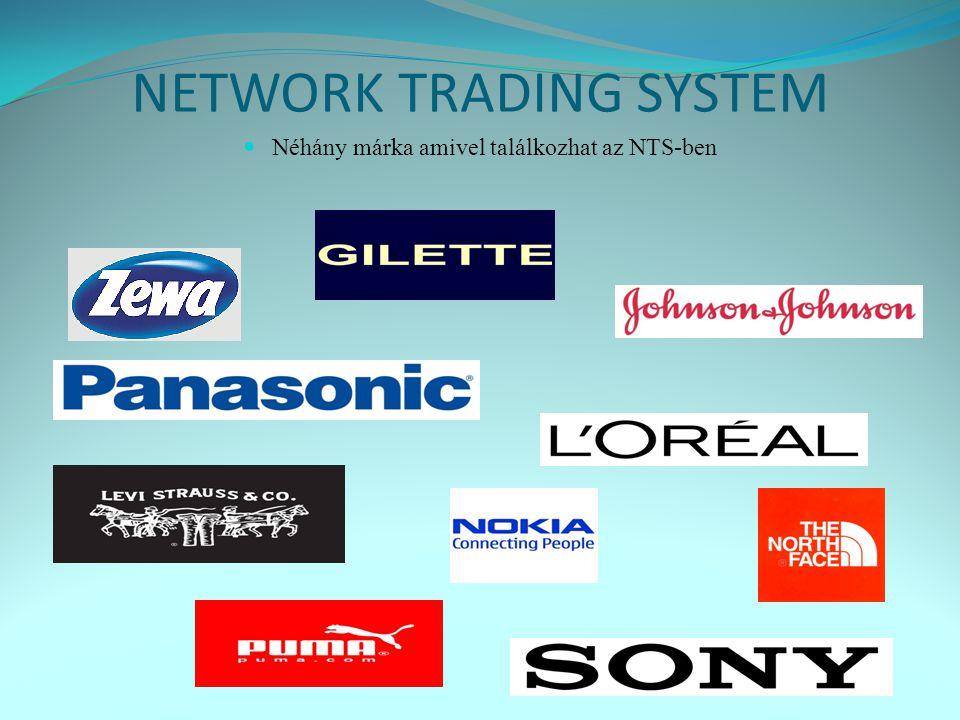 NETWORK TRADING SYSTEM  Néhány márka amivel találkozhat az NTS-ben