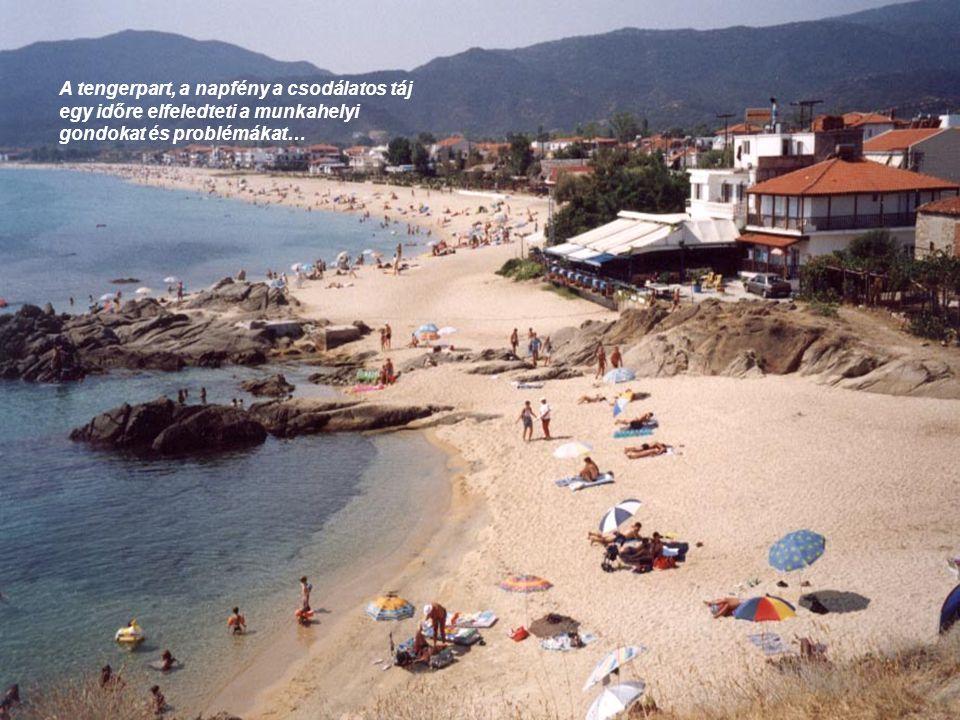 Az utazás, a turizmus korunk egyik fontos jelensége. A nyári hónapokban szinte egyfajta