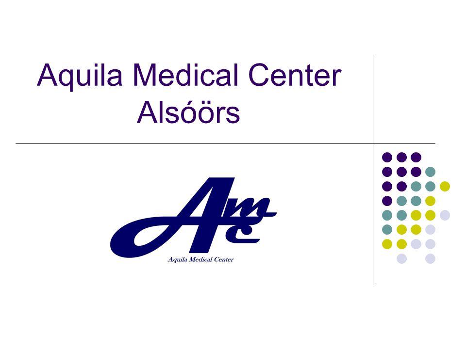Aquila Medical Center Alsóörs