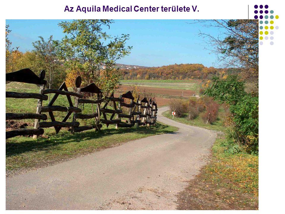 Az Aquila Medical Center természeti, táji környezete I.